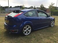 '56' Ford Focus ST-2 BD Performance 96k fsh good upgrades stage 3 ready may p/ex no swapz