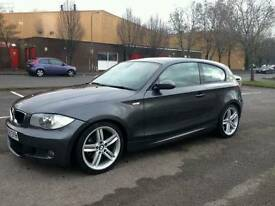 2008 '08' BMW 120D Msport - SWAP P/X