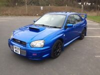 BARGAIN 2005 SUBARU IMPREZA WRX STI PRODRIVE WIDETRACK MAY TAKE CHEAPER PX