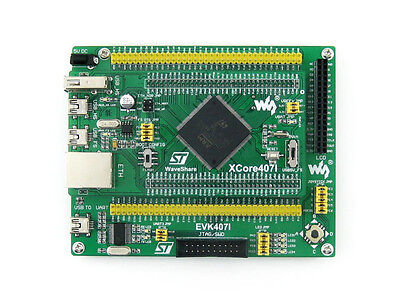 Evk407i Stm32 Development Board Stm32f407igt6 Stm32f407 Cortex-m4 Starter Kit