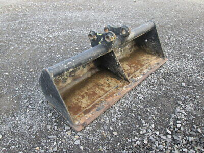 Used 58 Ditching Bucket Cat 305c 304 305 New Holland 50 Bobcat E50 341 337