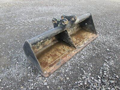Used 58 Ditching Bucket Cat 304c 305c New Holland 50 Bobcat E50 341 337