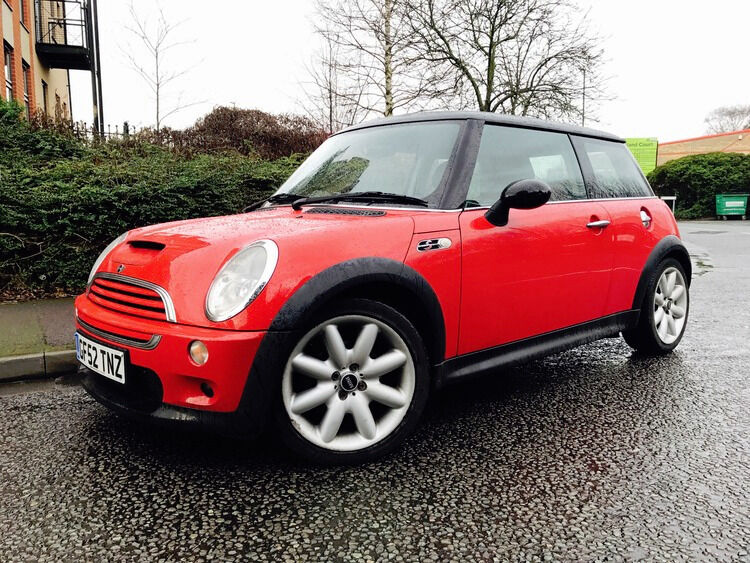 Mini Cooper S Supercharged Engine 163 Bhp A Real Headturner Panroof