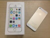 iPhone 5s unlocked 16gb £155