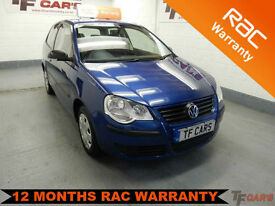 Volkswagen Polo 1.2 - FINANCE AVAILABLE FROM ONLY £19 PER WEEK!