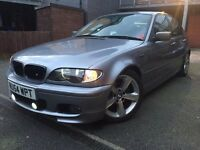 BMW 316i SE M Sport Kit 17'' Alloys Full Leather Keys