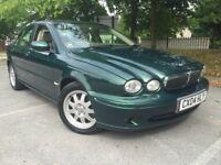 Jaguar X-Type 2.0d Classic FSH 2 Keys