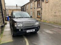 Land Rover, RANGE ROVER SPORT, Estate, 2006, Other, 4394 (cc), 5 doors
