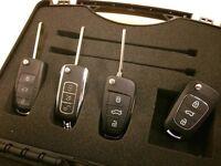 Audi, vw, BMW, Mercedes, Subaru, skoda, Peugeot, Renault, Land Rover car keys flip keys