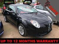 2010 Alfa Romeo MiTo 1.4 16v 78bhp only 55'000 miles FINANCE AVAILABLE