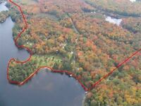 Looking to rent a waterfront lot close to Ottawa