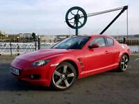 Mazda RX8. 52k miles. Rebuilt and Streetported