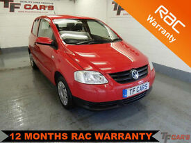 Volkswagen Fox 1.2 - FINANCE AVAILABLE FROM ONLY £19 PER WEEK!