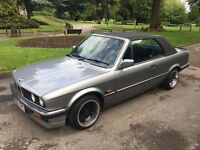BMW E30 325i WITH HARDTOP MAY CONSIDER AUDI S3 BMW M3 335D GOLF R32 GTD ST X5 COSWORTH TRANSPORTER