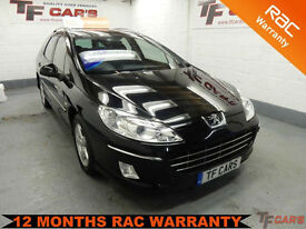 Peugeot 407 SW 1.6HDi FAP SR - FINANCE AVAILABLE FROM ONLY £26 PER WEEK!