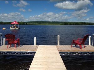 Waterfront Cottage for rent on the SJ River