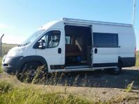 11 CITROEN RELAY 2.2 DIESEL CAMPER LPG MOTORHOME COOKER SINK SHOWER ETC...4 BERTH ONLY £13750 ono