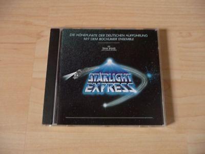 Starlight Rock (CD Musical Starlight Express - Die Höhepunkte des Bochumer Ensemble - 1991)