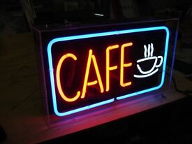 Cafe/takeaway to let WANTED