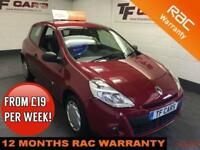 2010 Renault Clio 1.2 ( a/c ) Extreme - FINANCE AVAILABLE FROM ONLY £19 PER WEEK