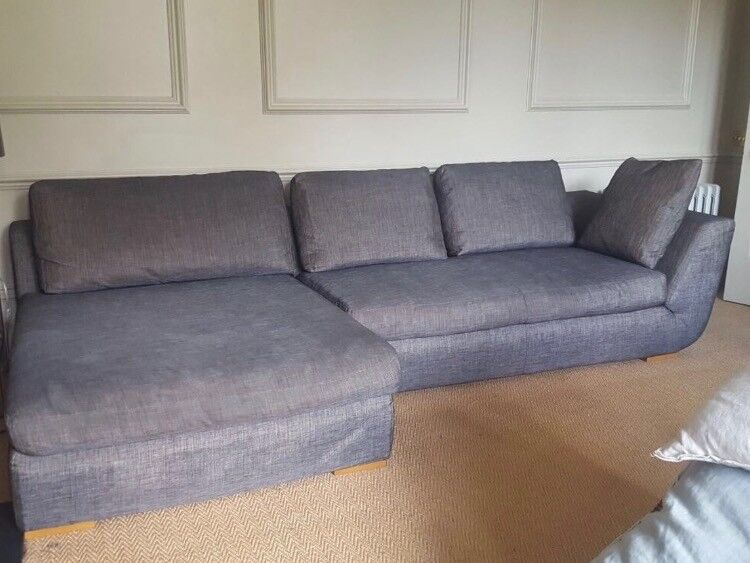 Original Natuzzi Large L-shape SOFA £800