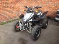 2011 Reg 250cc Shineray Road Legal Quad Bike (not honda,yamaha,raptor,ducati,moped,quadzilla,bmw)