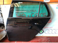 Vw golf mk7 passenger rear door black gti R gtd