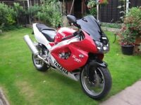 Yamaha thunderace yzf1000r