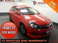Vauxhall/Opel Astra 1.4 3 Door Sport - FINANCE FROM ONLY £19 PER WEEK!