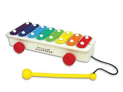 Fisher Price Classics - Pull A Tune Xylophone Fisher Price Xylophone