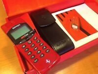 Cellulare Ferrari Rosso Corsa Nuovo Introvabile Gsm Vintage Phone Hagenuk - ferrari - ebay.it