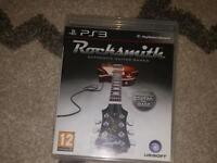 Rocksmith ps3 game ONLY