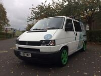 VW T4 1.9td 800 special campervan,one of a kind! swap/px caddy,1 series, 350z try me