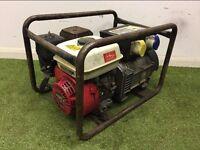 Stephill 3.4KVA Honda GX200 6.5HP 110/240V petrol generator