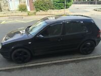 Mk4 golf 1.9 gt tdi sale or swap for drifter