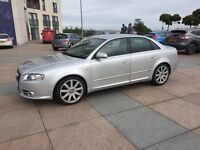 Audi A4 2.0 TDI S line automatic 2005 May swap px