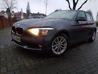 BMW 116D 1 SERIES EFFICIENT DYNAMIC F20 NEW SHAPE I DRIVE FREE TAX MP3 AUX USB FONE BLUTOOTH MINT