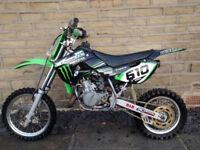 Kawaski kx 65 2012 Model £1050 or px welcme ?? lt pw cr yz rm etc ??