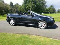 Vauxhall Astra 2.2 Convertible Irmsher Bertone Swap