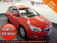 2011 Vauxhall/Opel Astra 1.6i 16v VVT Exclusive 5 door
