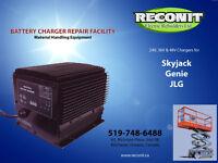Battery charger repairs-SKYJACK