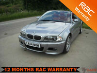 BMW M3 3.2 CONVERTIBLE - FULL SERVICE HISTORY WITH ORIGINAL SALES INVOICE!