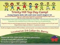 Day Camp Director (1 position) Camp Counsellors (6 Positions)