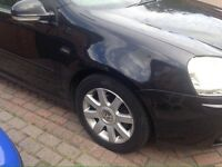 Swap,px,sell, golf gt tdi with full leather 6 speed drives faultless