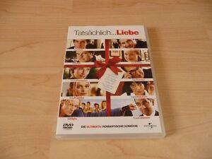 DVD Tatsächlich Liebe - 2004 - Hugh Grant Heike Makatsch Colin Firth - NEU/OVP