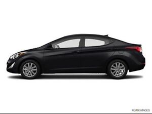 Like New 4 Door Hyundai Elantra Sport