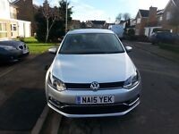 *CHEAPEST IN UK* 2015 15 VOLKSWAGEN POLO 1.4 TDI SE BLUEMOTION 5 DOOR FVWSH 1 PREVIOUS OWNER