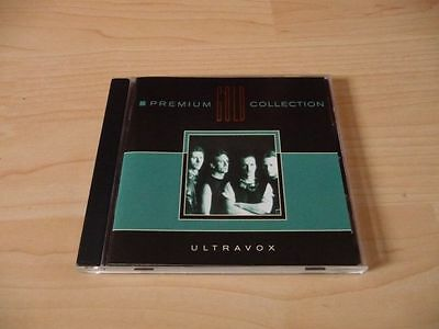 CD Ultravox - Premium Gold Collection - 18 Songs  comprar usado  Enviando para Brazil