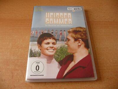 DVD Heisser Sommer - 1972 - DDR - Chris Doerk - Frank Schöbel - Kultfilm