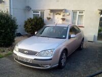 Mondeo 55 plate Spares or repairs